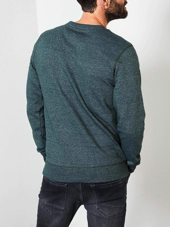 Petrol Industries Meliertes Sweatshirt