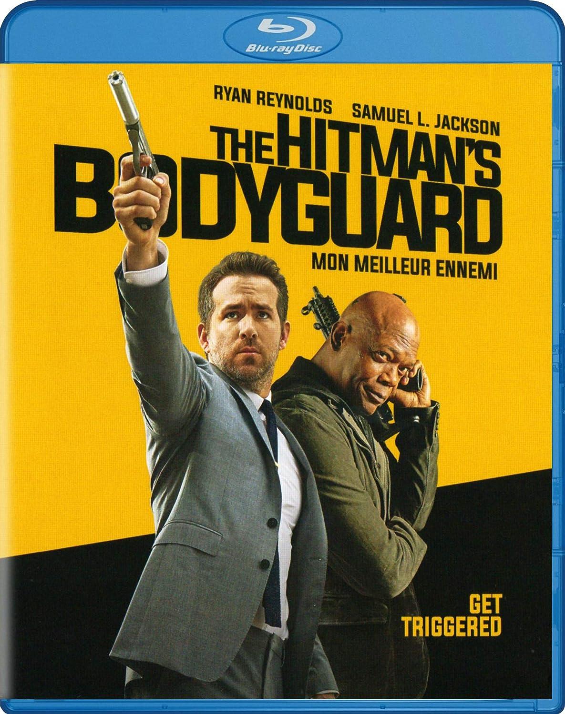 The Hitman S Bodyguard Blu Ray Amazon Co Uk Dvd Blu Ray