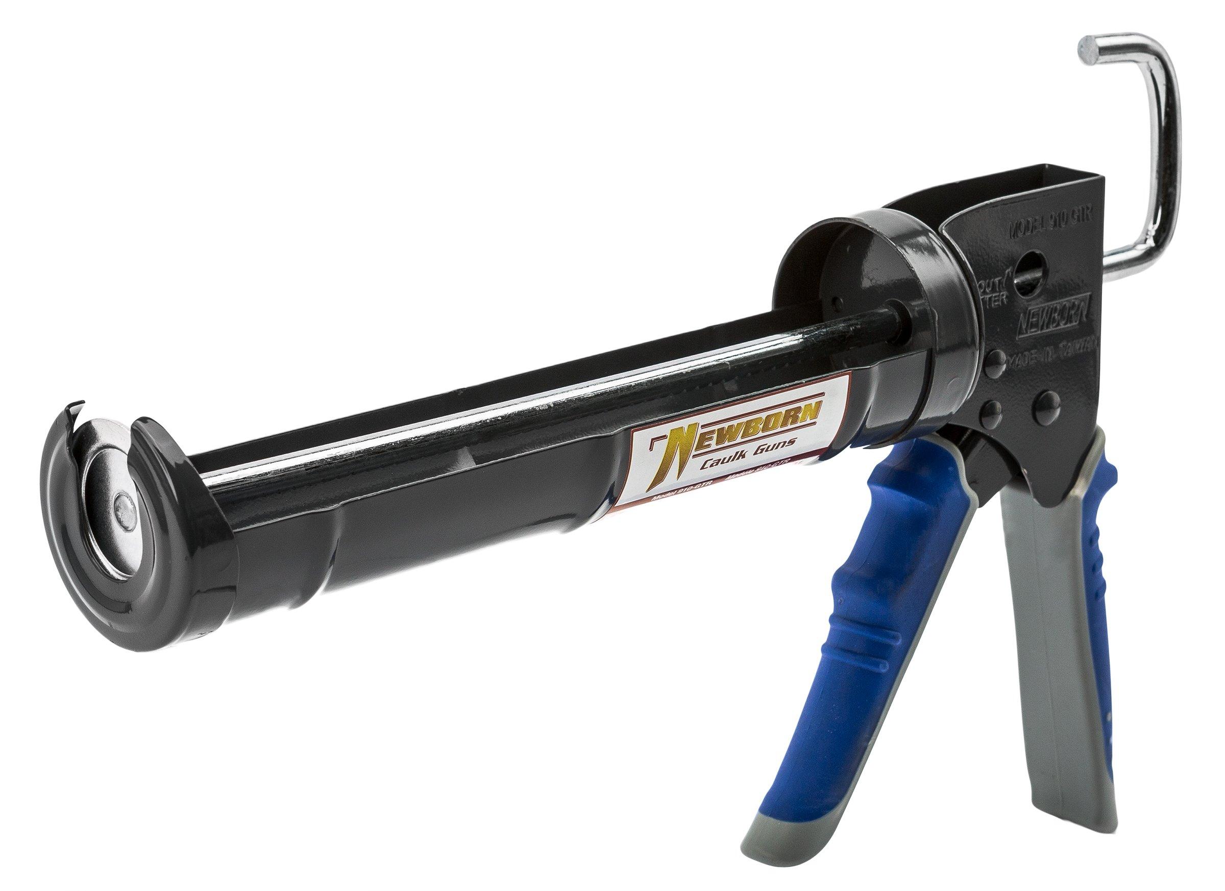 Newborn Pro Super Ratchet Rod Caulk Gun