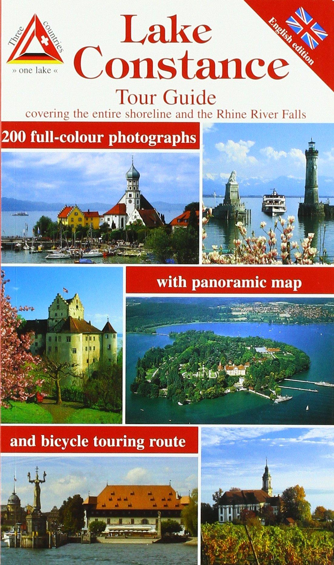 Read Online Lake Constance Tour Guide ebook