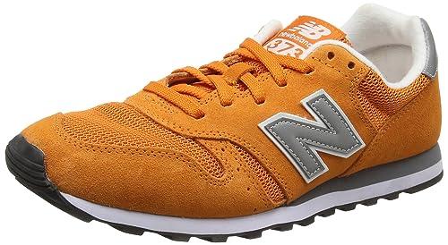 new balance 373 hombre naranja