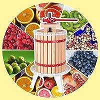 Hengda® 12 L Prensador de Fruta Prensa