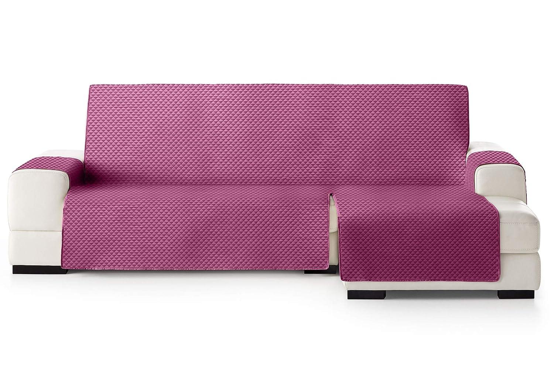 JM Textil Cubre Chaise Longue Impermeable Luke. Brazo Derecho (Visto de Frente), Tamaño Normal (240cm), Color 01