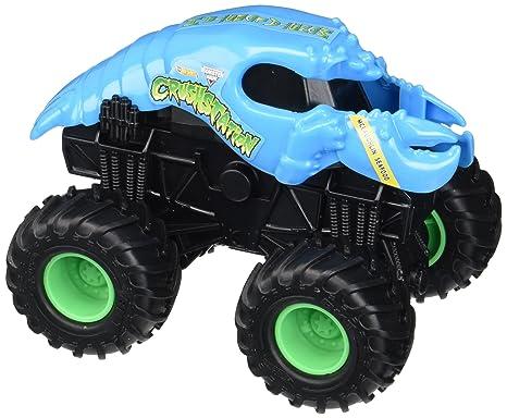 Hot Wheels Monster Jam Rev Tredz Crushstation Vehicle (1:43 Scale)