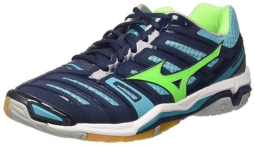 Mizuno Wave Stealth 4, Zapatillas de Running para Hombre: Amazon.es: Zapatos y complementos