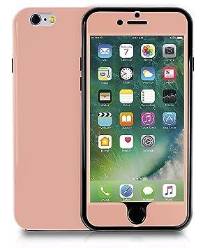 MyGadget Funda Completa 360 Grados Integral para Apple iPhone 6 / 6s [2 Piezas] - Carcasa Full Body Anti Golpes Trasera y Delantera en TPU Resistente ...