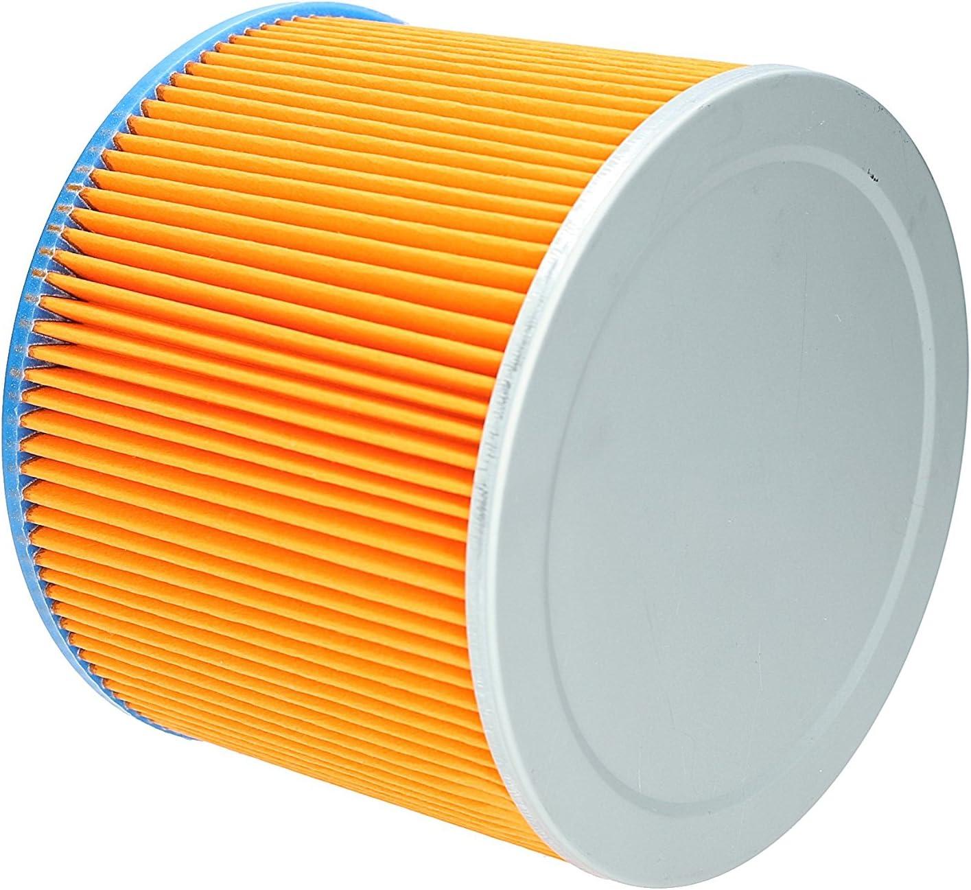 Para uso seco Wessper Filtro de cartucho para aspirador CELMA POW 0345 1250W