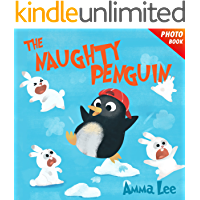 Book for kids : The Naughty Penguin: Polar Bear, Rabbit (Childrens Picture Book,Bedtime Story, Beginner reader, Emotional and EQ, Social skills for kids)