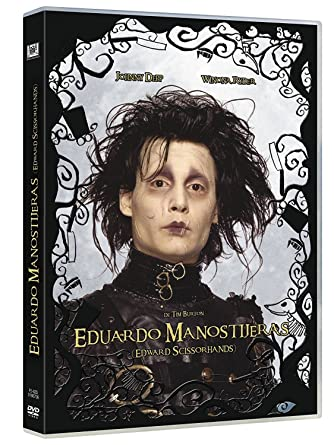 Eduardo Manostijeras [DVD]: Amazon.es: Johnny Depp, Winona Ryder ...