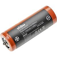 vhbw batería compatible con Braun Silk Epil 7 7881 WD (5375), 7 Dual Epil. 7771 WD (5377) afeitadora cortadora de pelo…