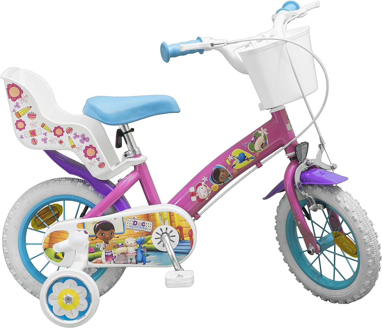 bici bimba 3 5anni dottoressa peluche