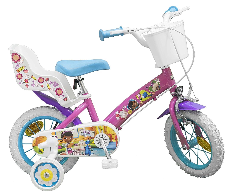 Toimsa 630 EN71 12-Inch Doc Mcstuffins Bicycle