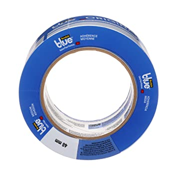 ScotchBlue Painter's Tape, Multi-Use, 1.88-Inch by 60-Yard, 1 Roll Masking Tape at amazon