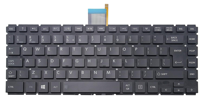 New for Toshiba Satellite S40-A S40D-A S40DT-A S40T-A laptop Keyboard white