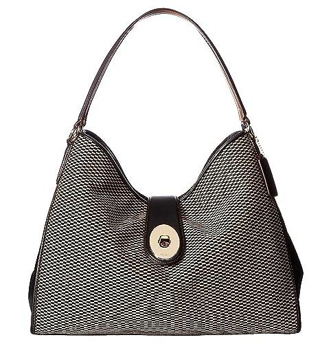 amazon com coach women s madison exploded reps carlyle shoulder bag rh amazon com