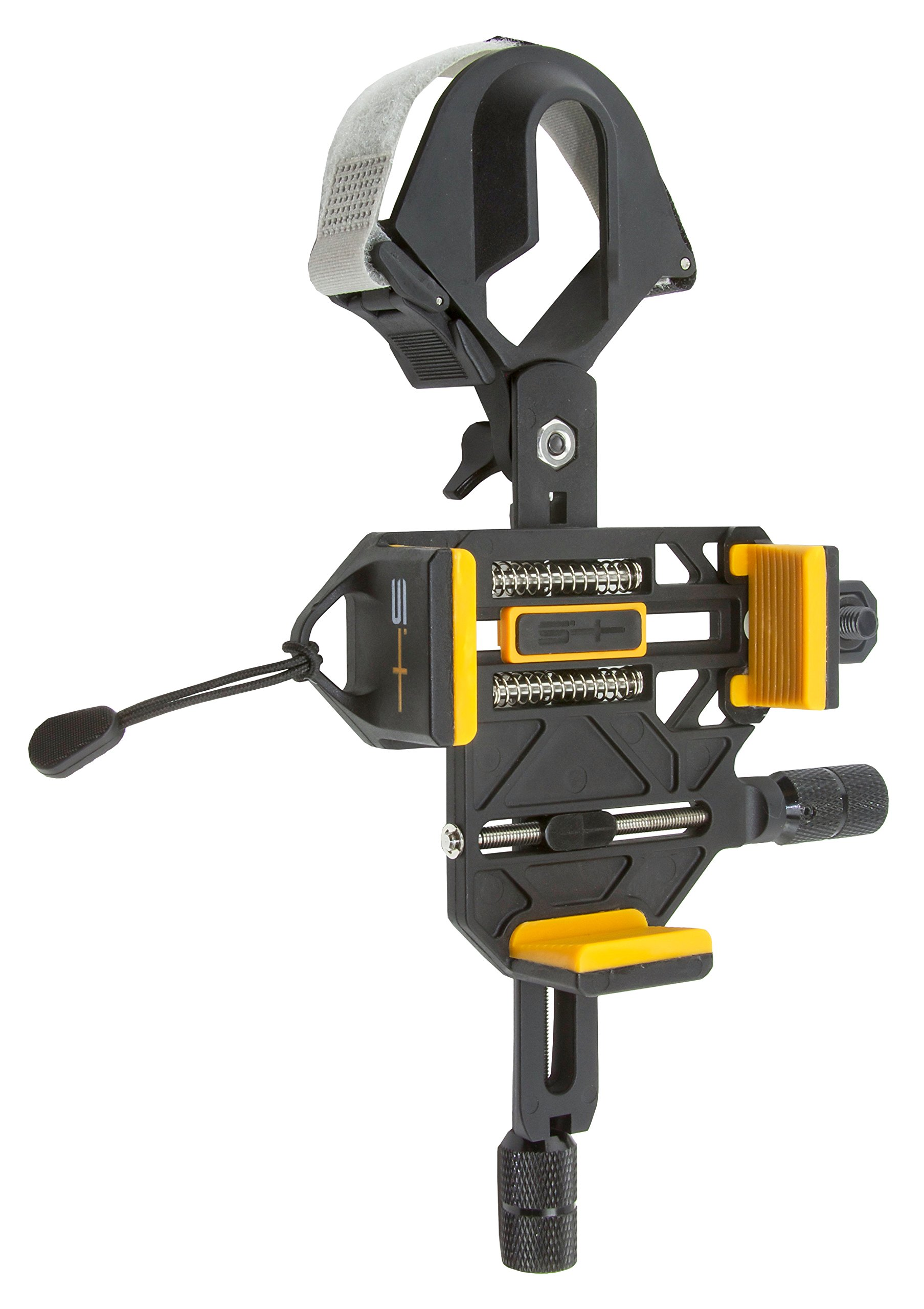 Carbon Express S4 Gear Zoom SVS XL Smartphone Scope Mount for Telescopes, Spotting Scopes and Binoculars - Zoom - Shoot - View - Share!