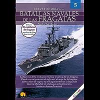 Breve historia de las batallas navales de las