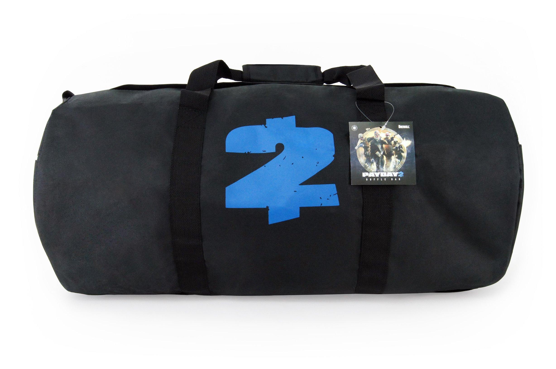 Gaya - Payday 2 - Duffle Bag 2$ Logo 61cm - 4260354645166
