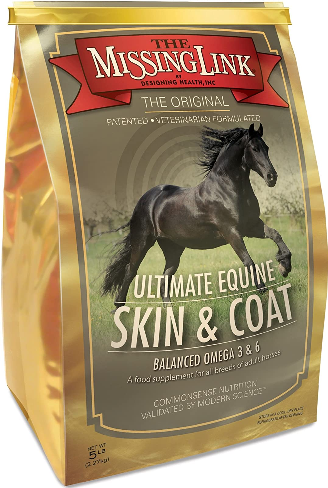 The Missing Link Ultimate Equine Skin & Coat 73011 - 1