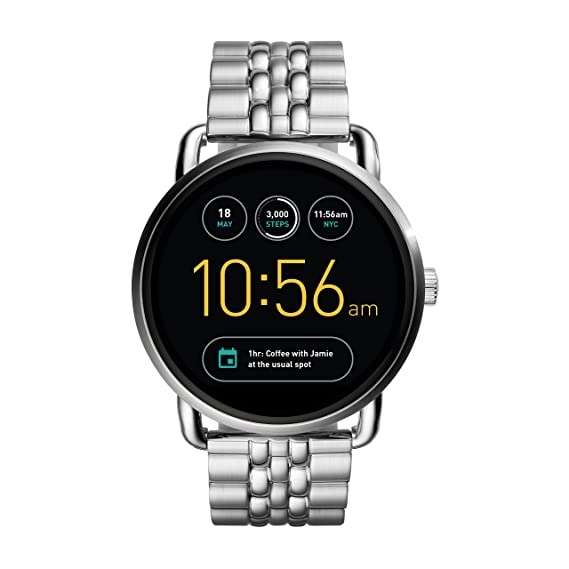 Fossil Wearable Q Wander FTW2111: Amazon.es: Relojes