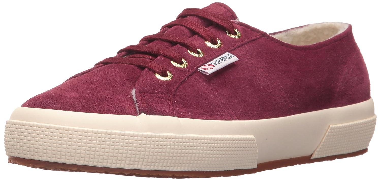 Superga Women's 2750 Kidsuew Fashion Sneaker B071FR9RYR 40 M EU / 9 B(M) US|Bordeaux