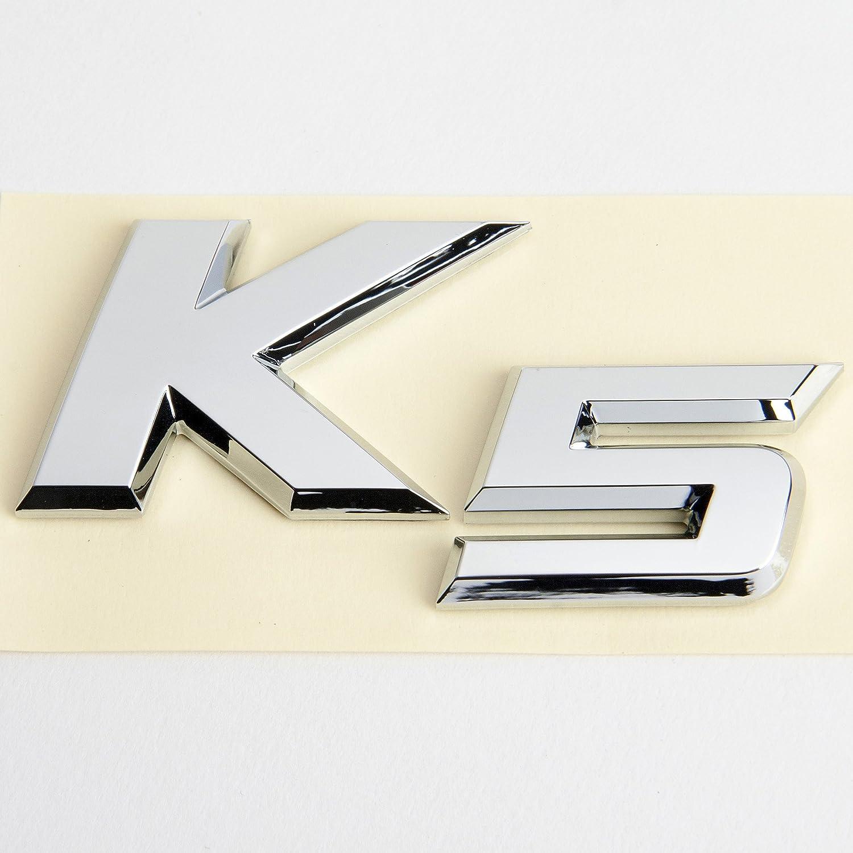 Kia Optima K5 tronco emblema - Cola puerta emblema original OEM parte por Mobis: Amazon.es: Coche y moto