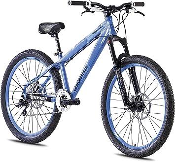 Leader Fox 26 Aluminio Dirt Bike drag star bicicleta MTB Frenos ...