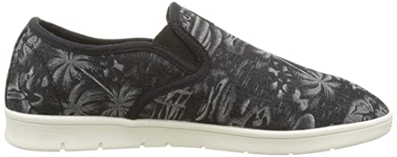 Wau Calpe - Chaussures Homme, Argent (argent Noir), Taille 42