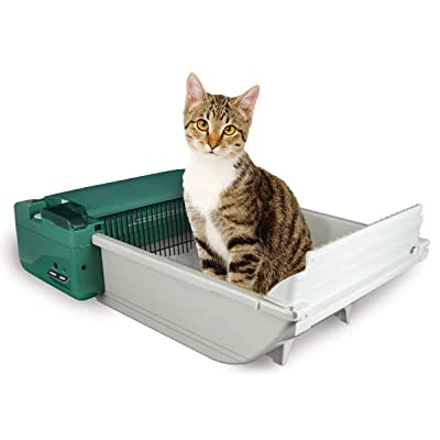 Pet Zone Smart Scoop Automatic Litter Box