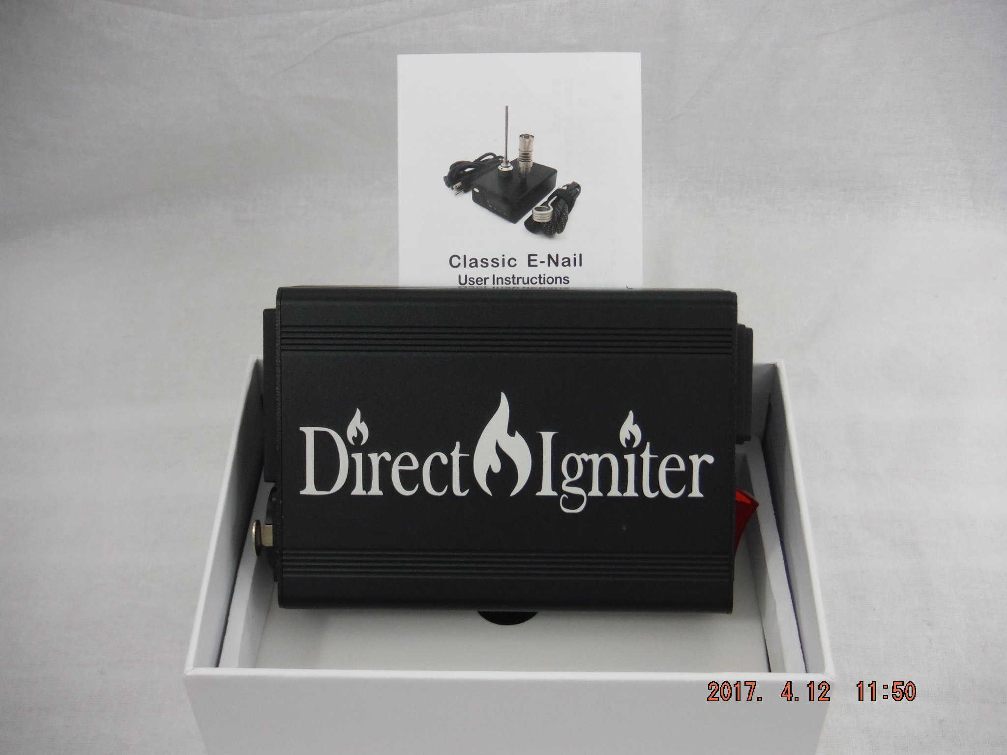 DIRECT IGNITER CLASSIC Aromatherapy Difuser WITH PID TEMPERATURE CONTROL PLUS ACCESSORIES by DIRECT IGNITER (Image #4)