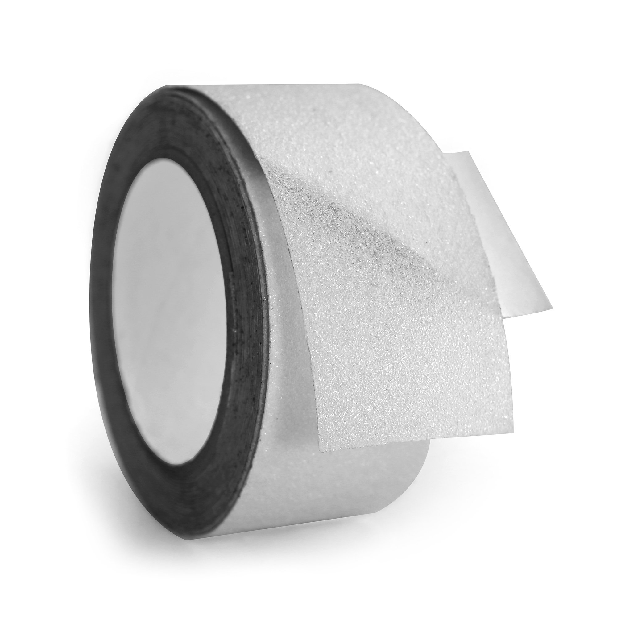 Waterproof Antislip Safety Tape - Clear - Highest Traction - Indoor or Outdoor (2'' X 15')