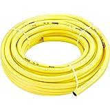 Bradas WMS130 Bewässerungsschlauch, 3-lagig, 1 Zoll, 30 m, gelb, 40 x 40 x 50 cm