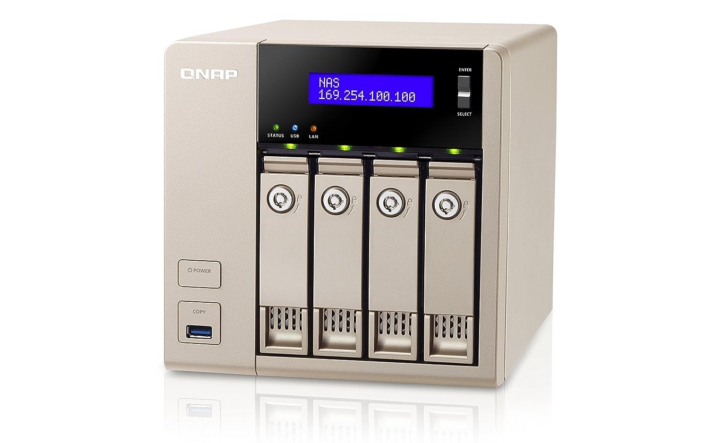 Qnap TVS-463-8G - Servidor de Almacenamiento NAS: Qnap: Amazon.es: Informática