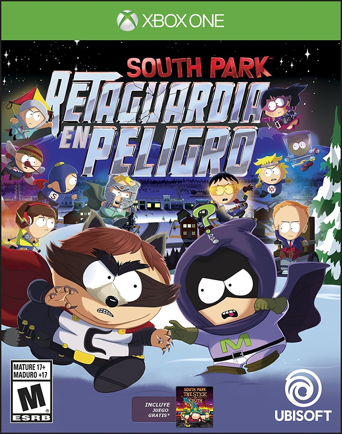 Amazon Com South Park The Fractured But Whole Xbox One Home Kitchen