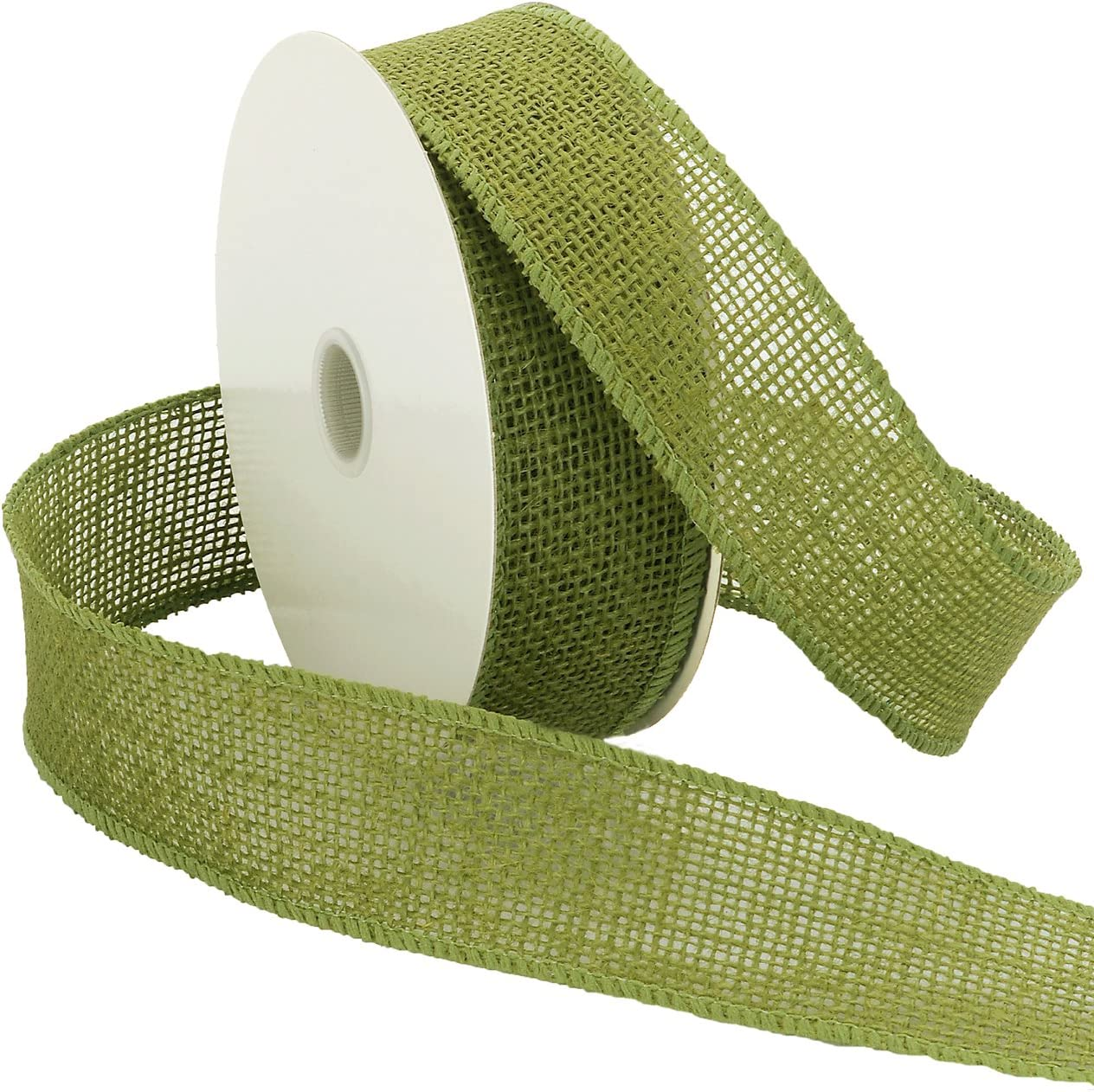 Craft Use Floral 2-1//2in 10YD Music Note Glitter Burlap Ribbon for Gift