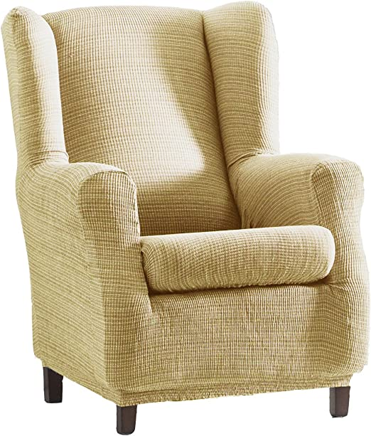 37 x 29 x 5 cm Polyester-Baumwolle Eysa Aquiles elastisch Sofa /überwurf relaxsessel Farbe 06-grau