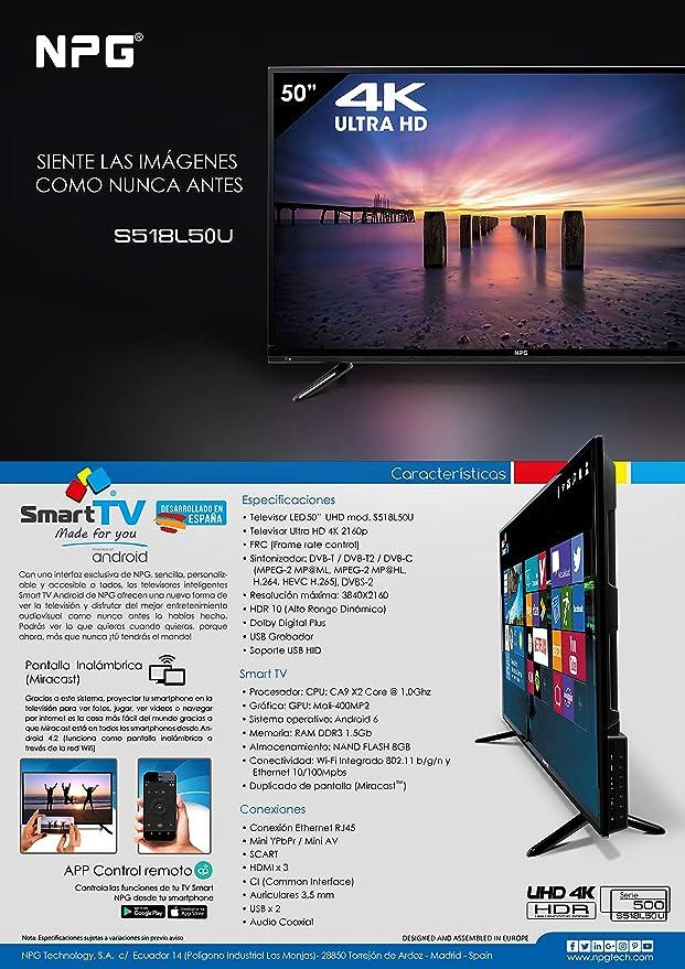 Npg Televisión 50
