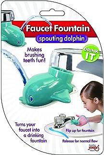 Jumbo Jr Faucet Fountain Elephant New Genuine Peleg Design Bath Kids Blue