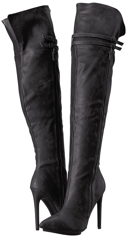 Michael Antonio B0721KZ78G Women's Wanna Western Boot B0721KZ78G Antonio 8.5 B(M) US|Black f5224e