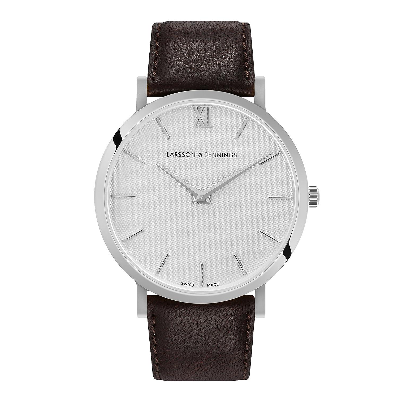 cb98d6507dbb0 Larsson   Jennings Unisex-Adult Watch LGN40-LBRN-CT-Q-P-SW-O
