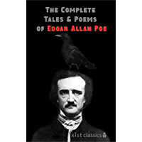 The Complete Tales and Poems of Edgar Allan Poe (Xist Classics) book cover