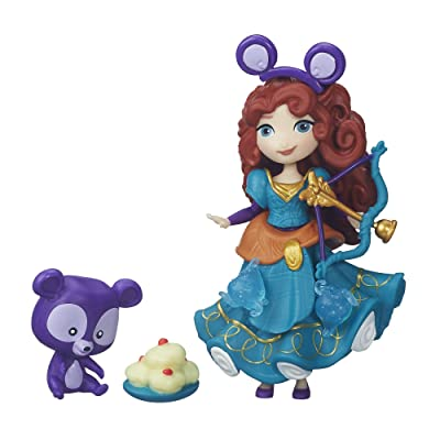 Disney Princess Little Kingdom Merida's Playful Adventures: Toys & Games