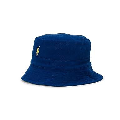 4b2f0969bbf3 Ralph Lauren - Bob - Homme Bleu Bleu Marine S M  Amazon.fr ...