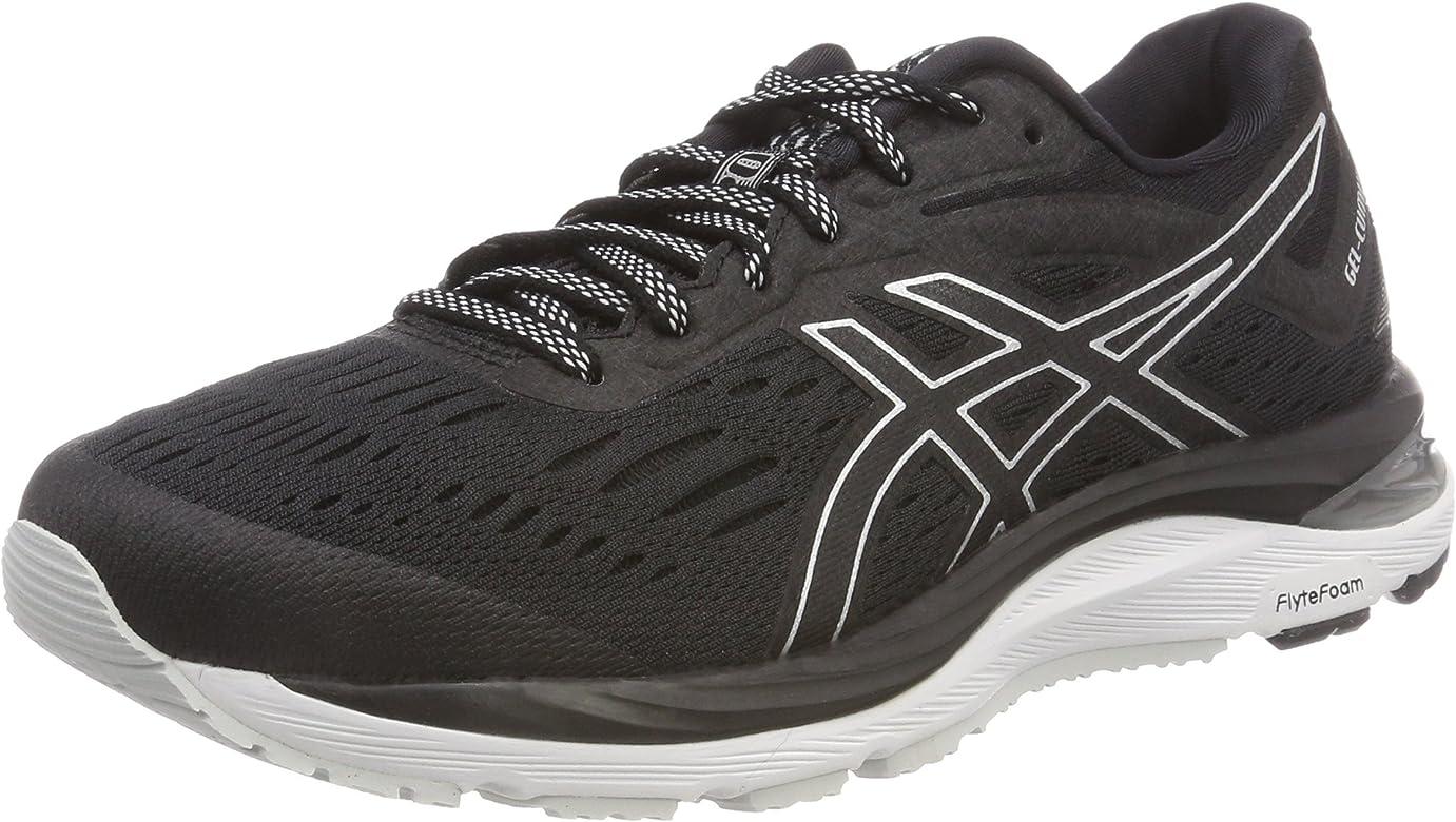 Asics Gel-Cumulus 20, Zapatillas de Entrenamiento para Hombre, Negro (Black/White 002), 40.5 EU: Amazon.es: Zapatos y complementos