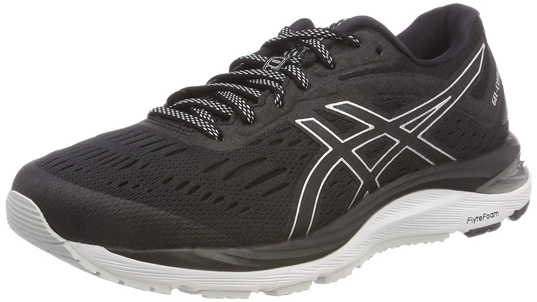 Asics Gel-Cumulus 20, Zapatillas de Running para Hombre 39.5 EU|Negro (Black/White 002)