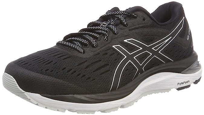 Asics Gel-Cumulus 20, Zapatillas de Entrenamiento para Hombre, Negro (Black/White 002), 40 EU: Amazon.es: Zapatos y complementos