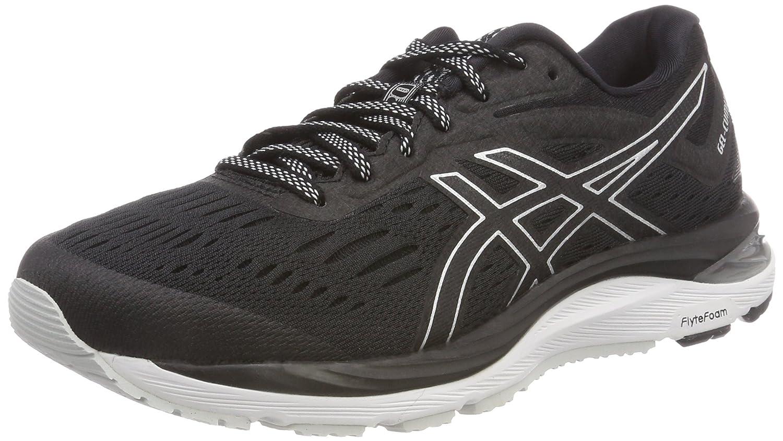 Black (Black White 002) ASICS Men's Gel-Cumulus 20 Running shoes