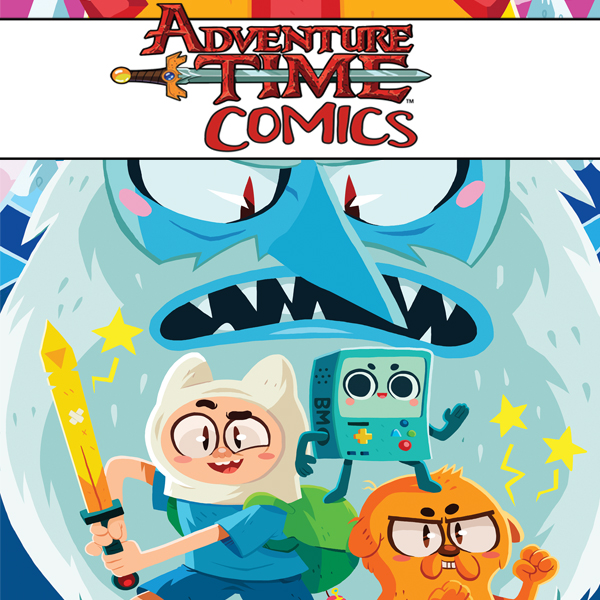 Ebook cover from Adventure Time Comics (Issues) (25 Book Series) by Tony Millionaire