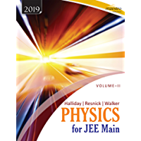 Wiley's Halliday/Resnick/Walker Physics for JEE Main, Vol - II (English Edition)