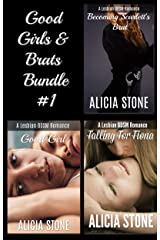 Good Girls & Brats Bundle #1: A Lesbian BDSM Romance Kindle Edition